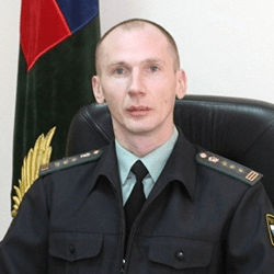Судебный пристав Столяров Г.П.